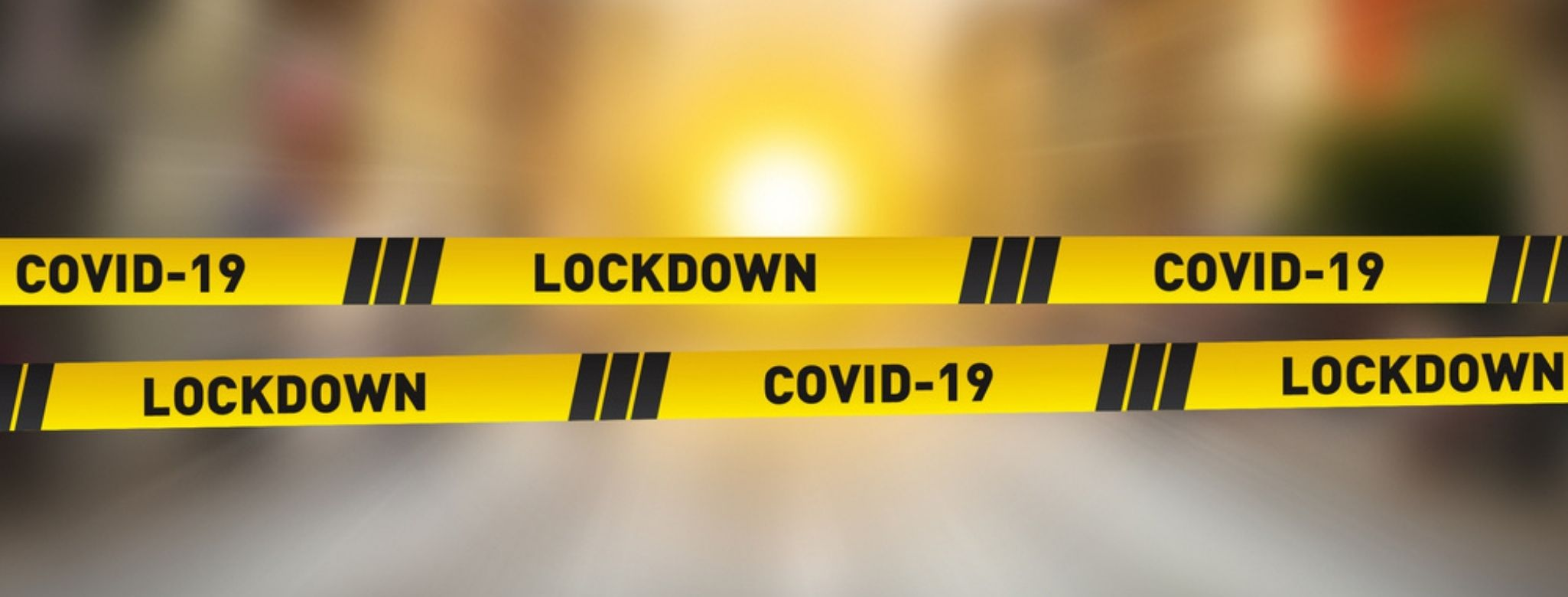 Envios durante o Lockdown